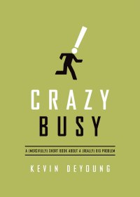 Book Cover - Crazy Busy