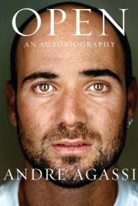 Book Cover - Open Agassi