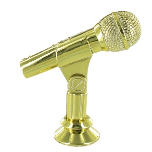 Golden Microphone